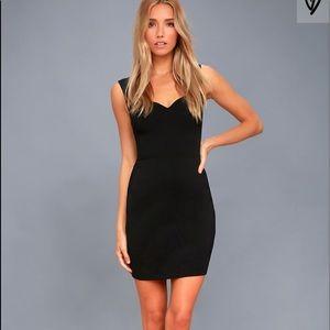 Black Lulu's Party/Homecoming Dress